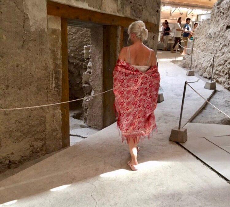 Dagboksanteckningar från Santorini