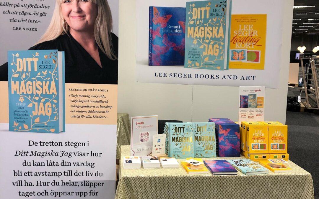 Till Göteborg och bokmässan 2019