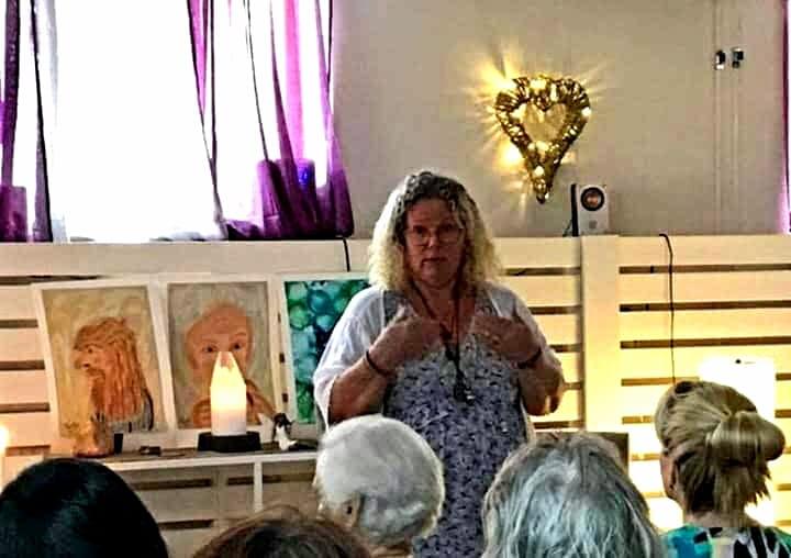 19-20/10 Nybörjardagar – Mediumskap & healing